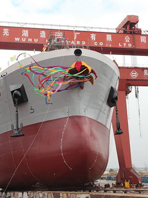 WUHU SHIPYARD CO., LTD